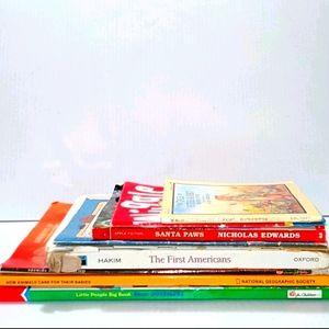 Assorted Children's Books (Lot of 9)